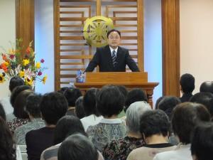 教会長 盧 明燮(ノ・ミョンソプ)